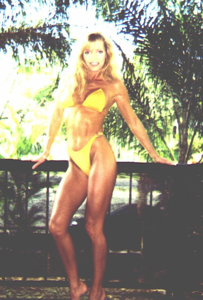 Playboy photo shoot 1998