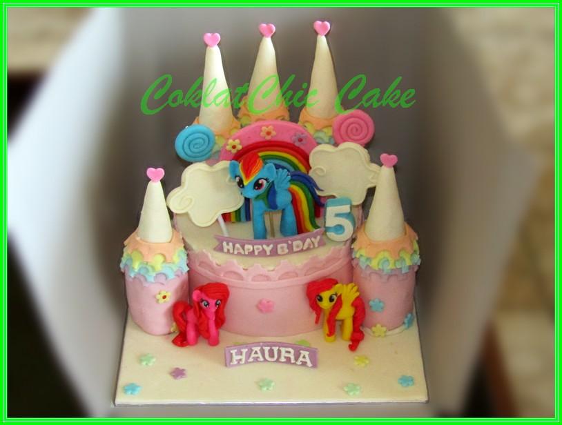 Cake My Little Pony HAURA 15 cm