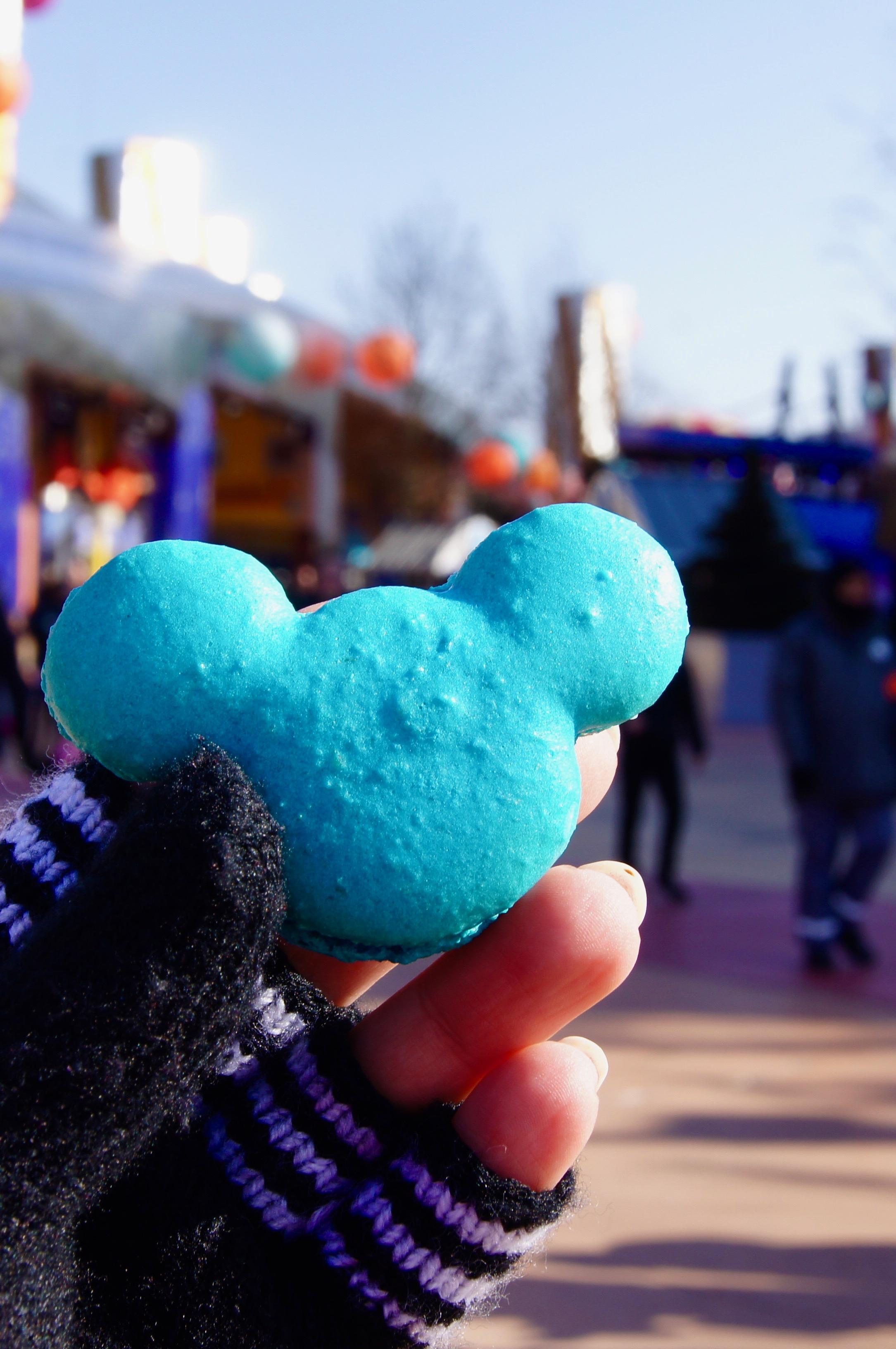 Disneyland Paris Trip - macaron