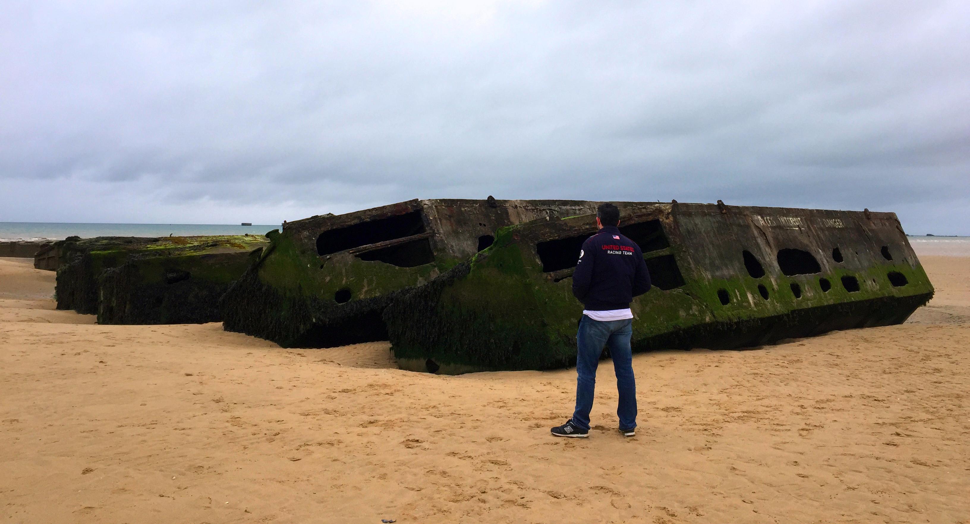 Playas del Desembarco de Normandía, Francia desembarco de normandía - 38981246295 33c24321a7 o - Viaje a las Playas del Desembarco de Normandía