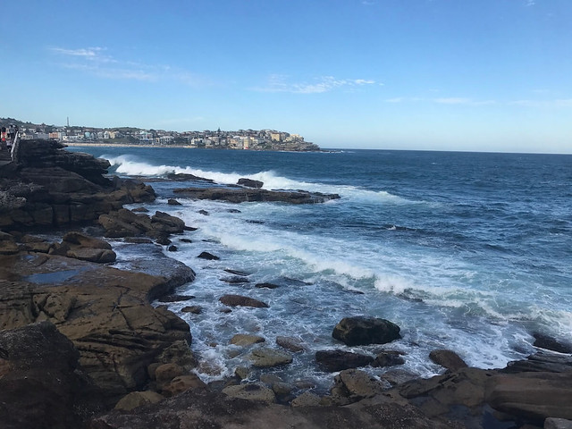 Sydney Bondi - Sydney Itinerary on a budget day trip