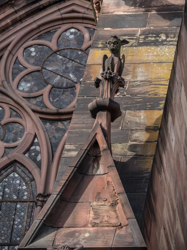 Les gargouilles de Notre Dame... 39005166095_5df13cc064_c