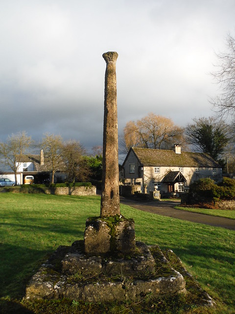 Preaching Cross, Woodeaton