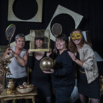 Nieuwjaarsfeest WitZwart Stedelijk Onderwijs Antwerpen
