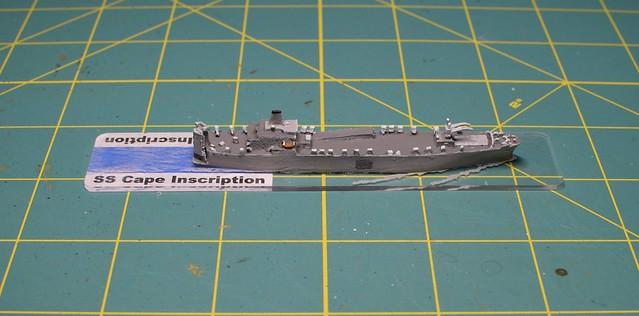 Viking Forge Cape Isabel RO-RO US Cold War Era/Modern Naval 1/2400 miniature