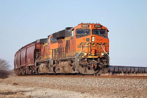 valleyview valleyviewtexas bnsf et44c4 railroad locomotive