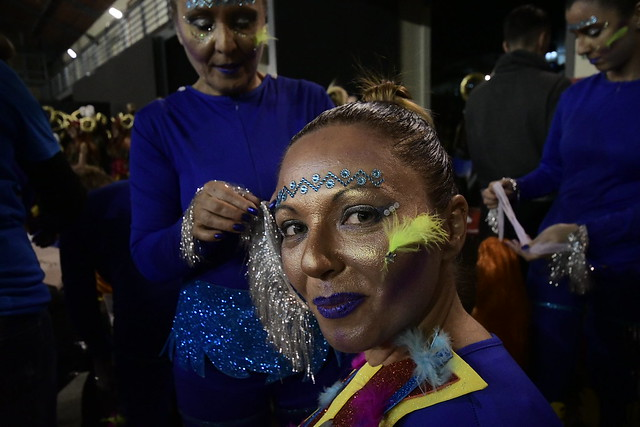 2018 Concurso de disfraces adultos