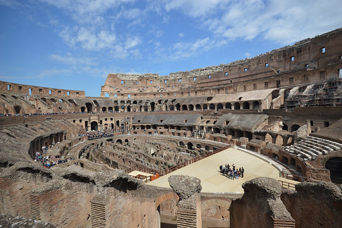 Colosseo - Interior 4