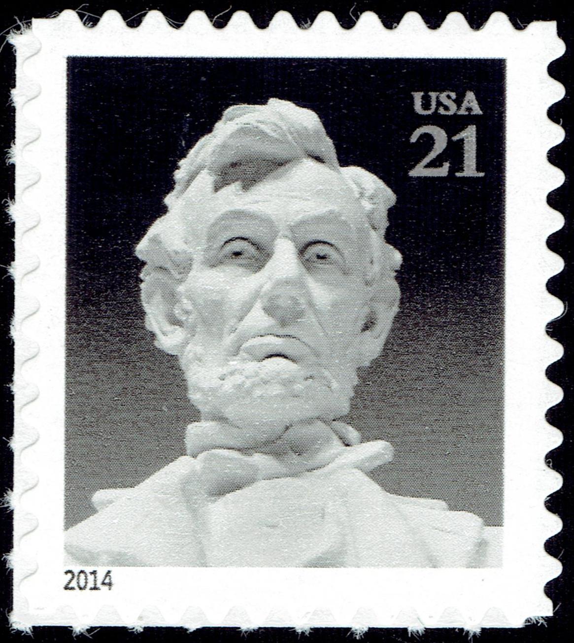 United States - Scott #4860 (2014)