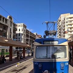 Tram terminal, Alexandria #TheOriginalHistoricAlexandria