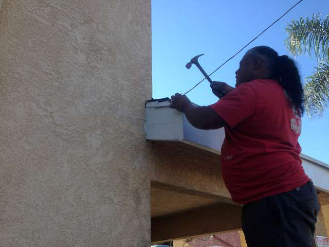 Facia Board Repair | LA County Property Preservation REO Maintenance