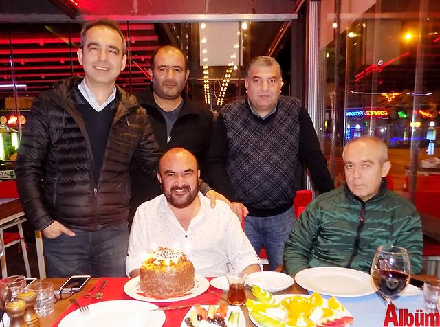 Kuddusi Müftüoğlu, Mustafa Girenes, Haşim Çakmaklı, Ömer Kozan ve Emin Müftüoğlu
