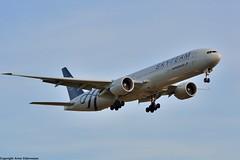 Aeroflot B777-3M0/ER VQ-BQG SVO 2015-10-04 #spotting #споттинг #самолет #plane #planes #aviation #avia #самолеты #boeing #aeroflot #аэрофлот #spotting_su #skyteam