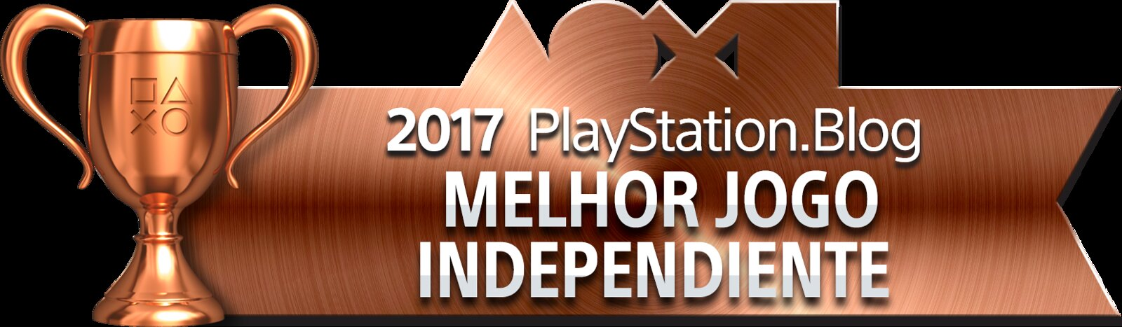 PlayStation Blog Game of the Year 2017 - Best Independent Game (Bronze)