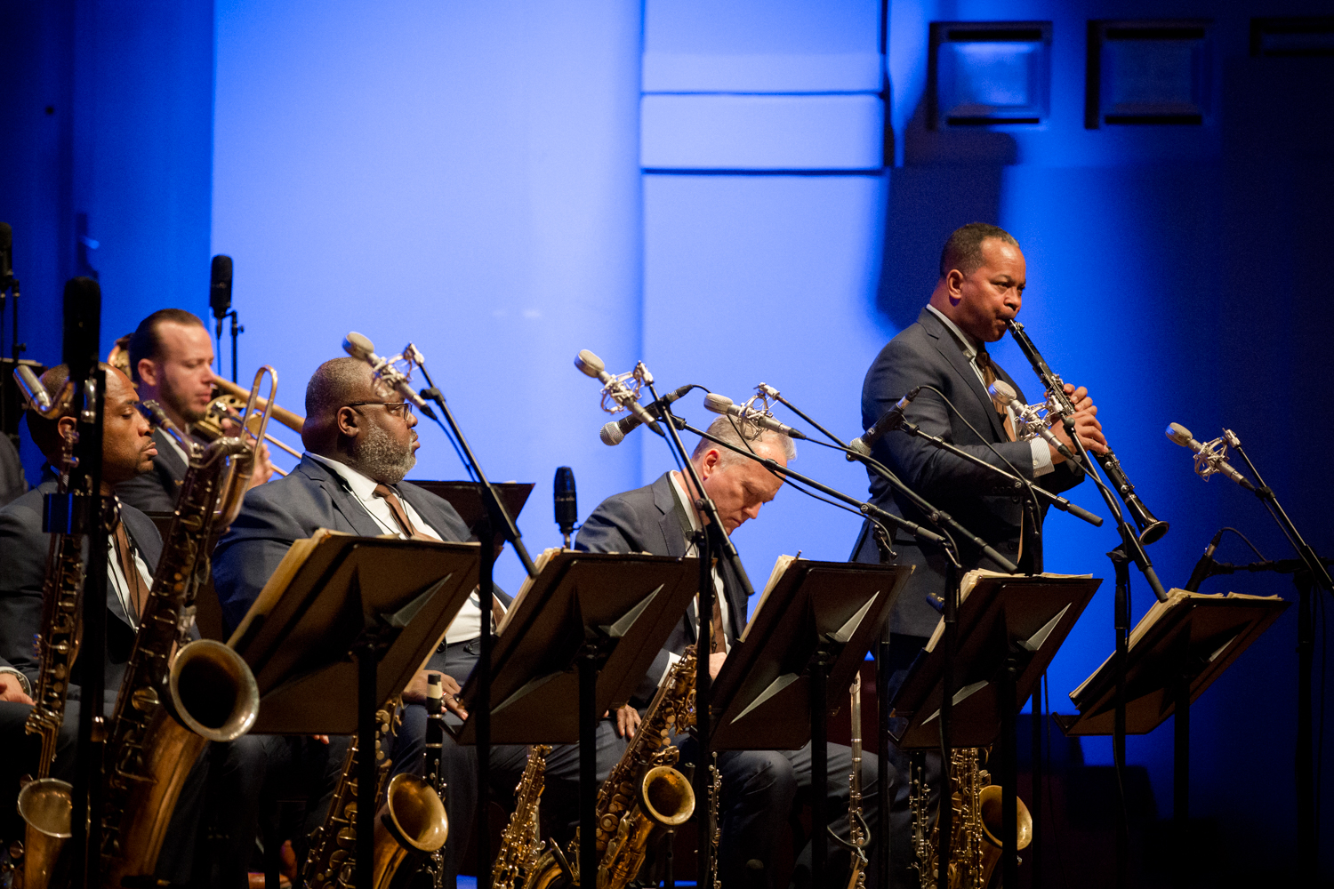 Jazz at Lincoln Center Orchestra -7904