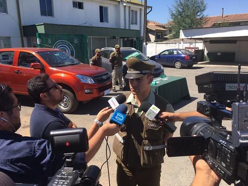 CURICÓ & TALCA; Carabineros detecta estafa al comprar vehículos además de recuperar dos Costosos vehículos Robados