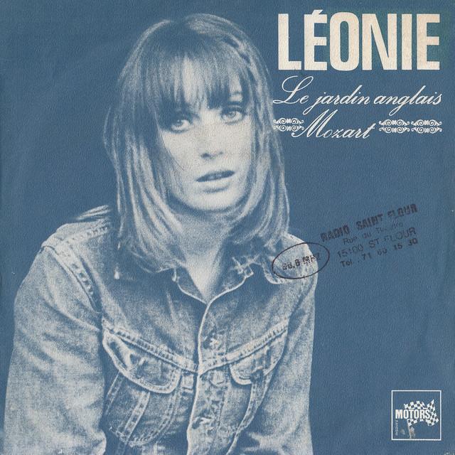 Leonie - Le jardin anglais/Mozart 45rpm