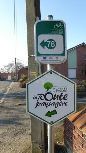 Rumes- Rue du Gros Tilleul