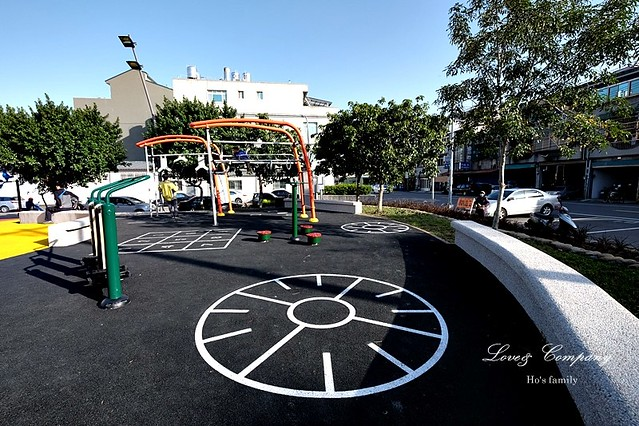 竹東鎮首座兒童公園中正公園1