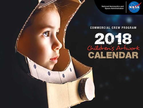 calendario nasa sceglie disegno studente gioiese