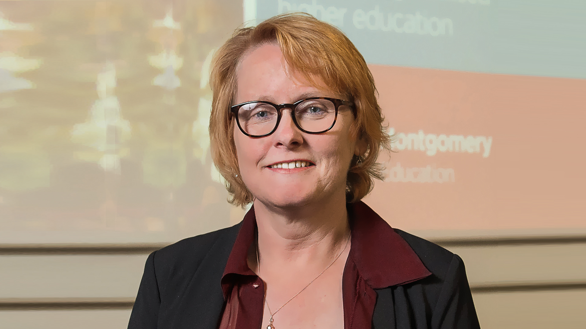 Professor Catherine Montgomery
