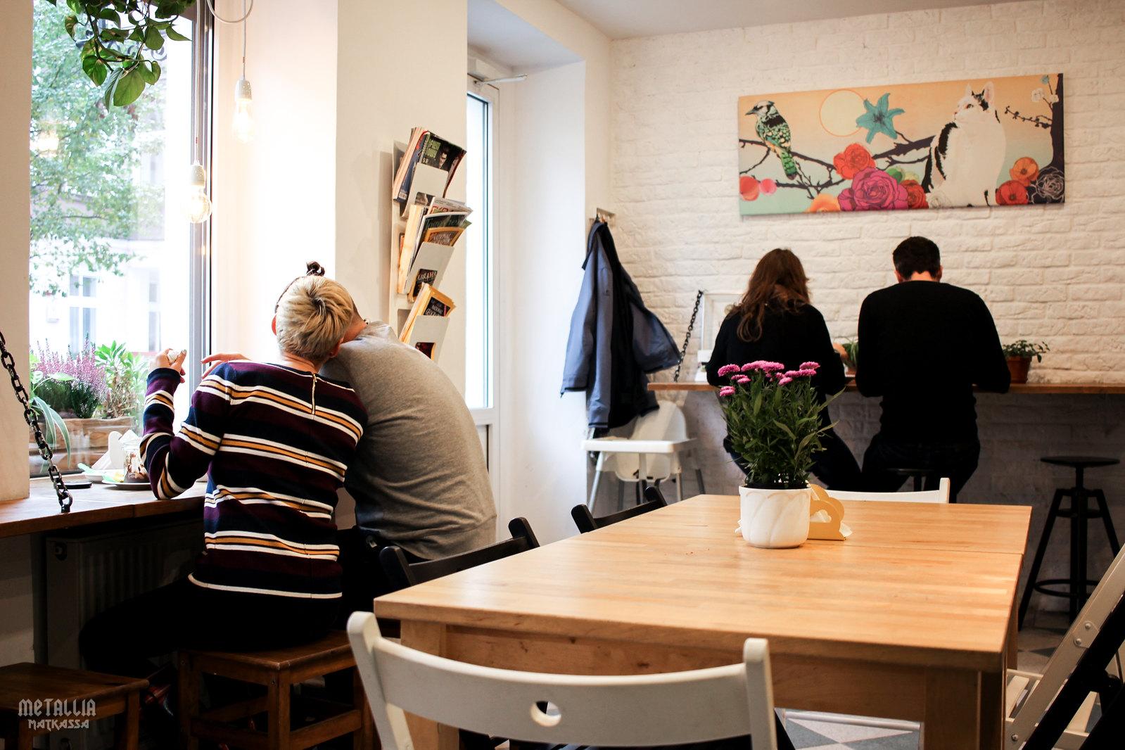 vegaaninen ravintola gdansk, gdanskin ravintolat, ravintolasuosituksia gdanskiin, kasvissyöjänä puolassa, lemmikkiystävällinen ravintola, avocado vegan bistro