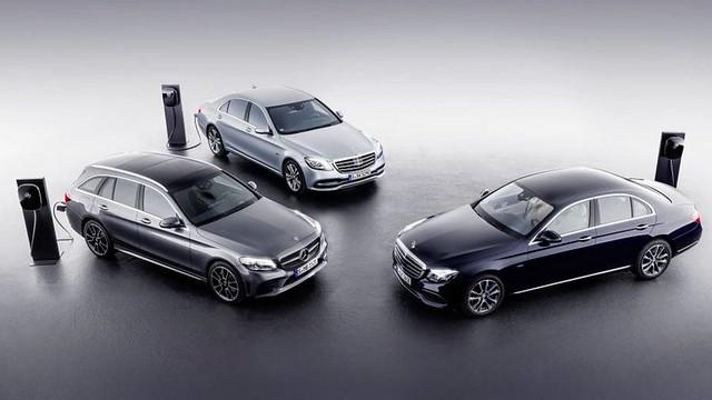 Mercedes ја спасува честа на дизелот во хибридна комбинација