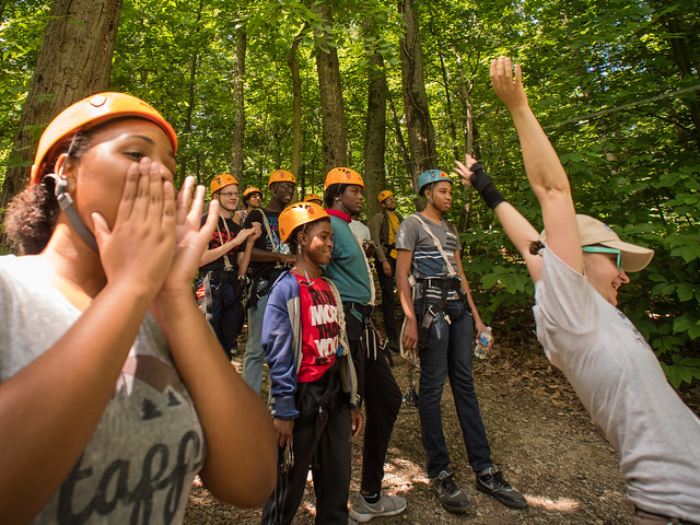 Rock Creek Conservation Corps 2018