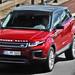 Land Rover Range Rover Evoque - SI PF 1000 - Siegen-Wittgenstein District, North Rhine-Westphalia, Germany