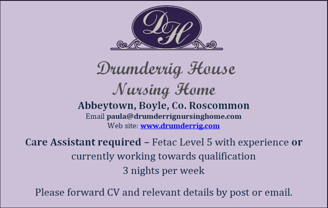 Drumderrig House Nursing Home
