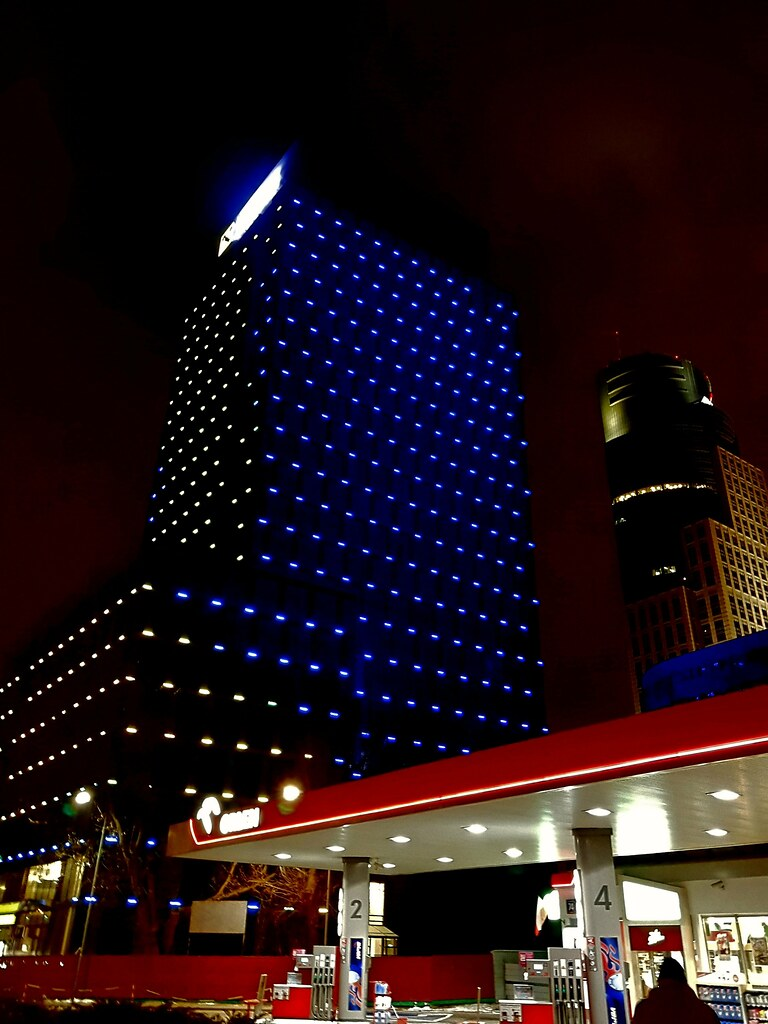 Hotels Near Warsaw Central Station