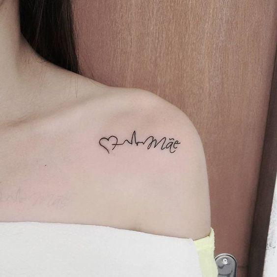 Mini Tatuajes Especiales En El Hombro Mini Tatuajes