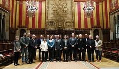 dl., 19/02/2018 - 19:04 - Ada Colau ha presidit l'acte de celebració del 25è aniversari de la Fundació Formació i Treball