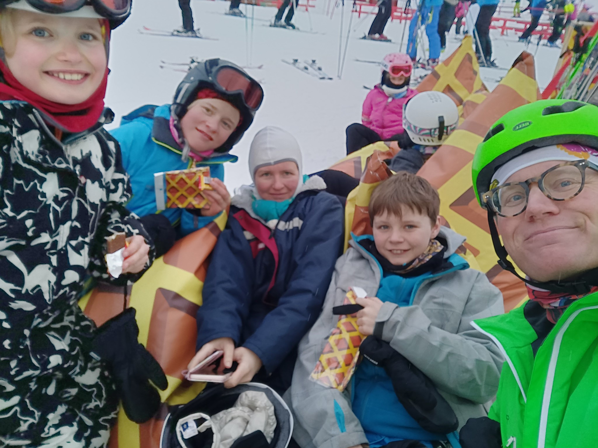 Skitur Vemdalen 2018