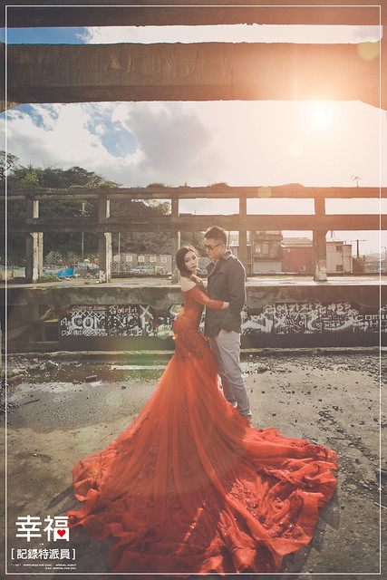『婚紗攝影』不期而遇