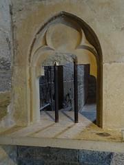 Cocina ventanilla para pasar la comida Catedral de Santa Maria La Real Pamplona