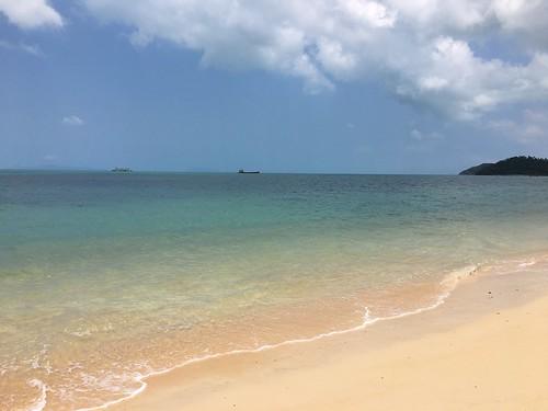 kohsamui Taling ngam beach