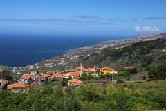 Madeira 2016 - 3.Tag Von Boa Morte entlang der Levada do Norte