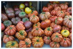 Heirloom tomatoes already