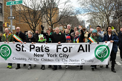 St. Pat's for All Parade, Queens NY