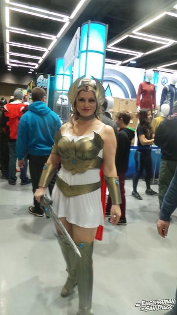 Gallery - Emerald City Comic Con 2018 (Dan Berry Photo Gallery, Day 3 & 4 - Sat 3rd & Sun 4th March)