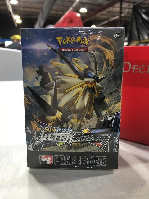 Pokémon Sun & Moon Ultra Prism Prerelease