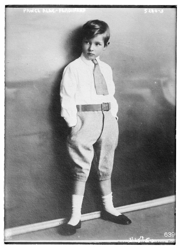 Prince Alex. Ferdinand (LOC)