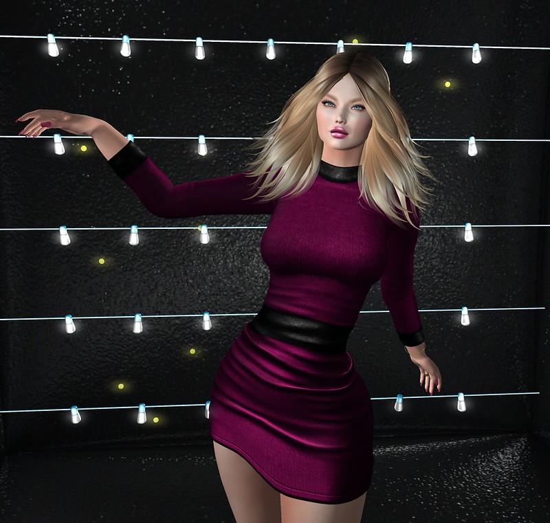 027 [Sexy Princess]Tania Dress