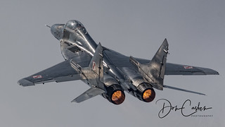 Polish Air Force Mig 29 | by Lucan Snapper