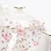 Théière anglaise de Royal Albert Rose Confetti