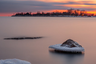 [5 minute long exposure] Sunset at Woodbine Beach, Toronto | by Phil Marion