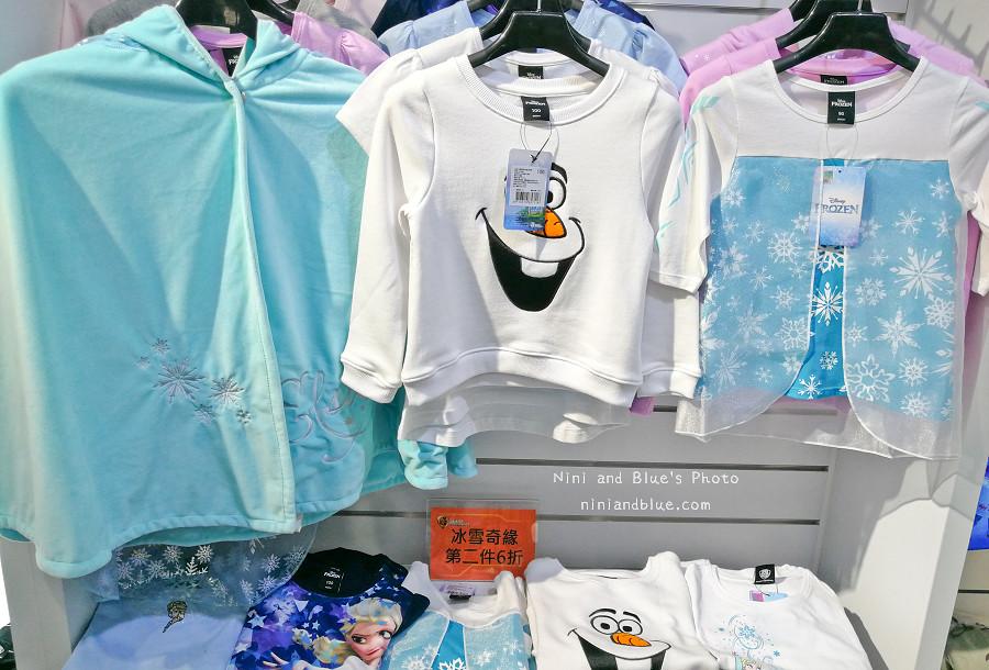 台中逢甲 迪士尼專賣 冰雪奇緣24