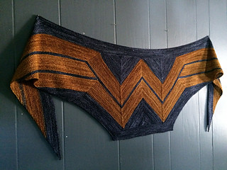 fun9's Wonder Woman Wrap