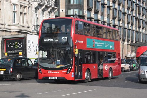Stagecoach London 13068 BF15KGZ